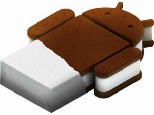 google android ice cream sandwich logo