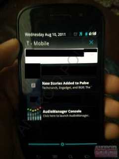 google android ice cream sandwich reveal leak