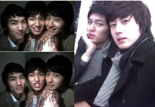 jung+il+woo+and+lee+min+ho Foto Jung Il Woo Pemeran Song Yi Soo 49 Days