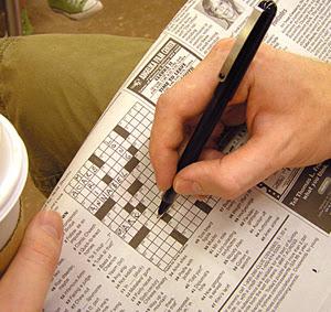 playing sudoku 6 Cara Menambah Daya Ingat